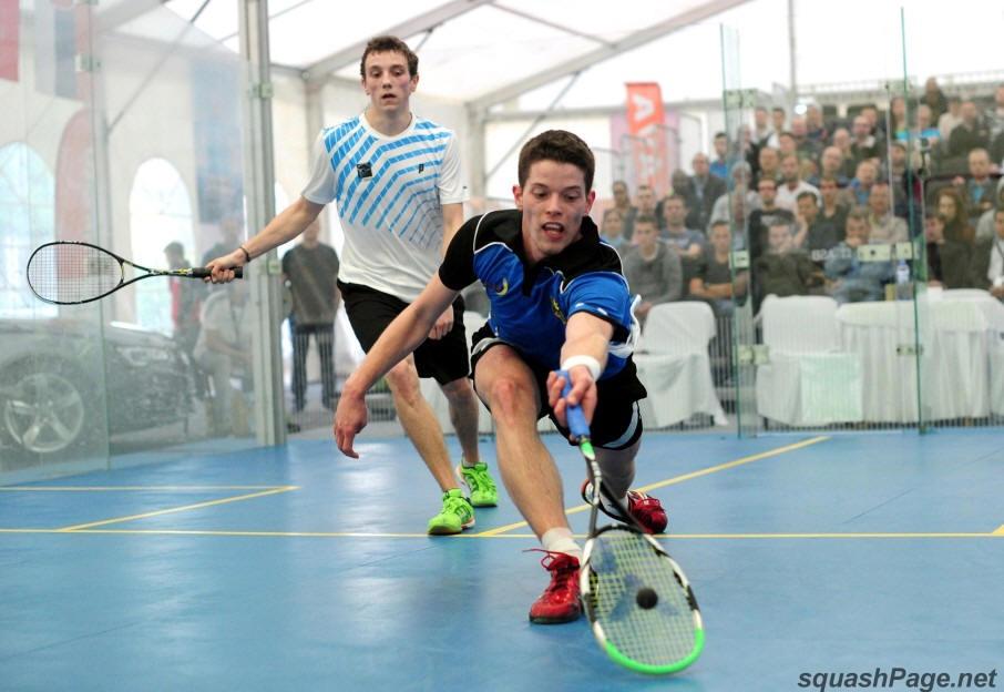 EICC European Individual Closed Squash Championships 2015 Bratislava