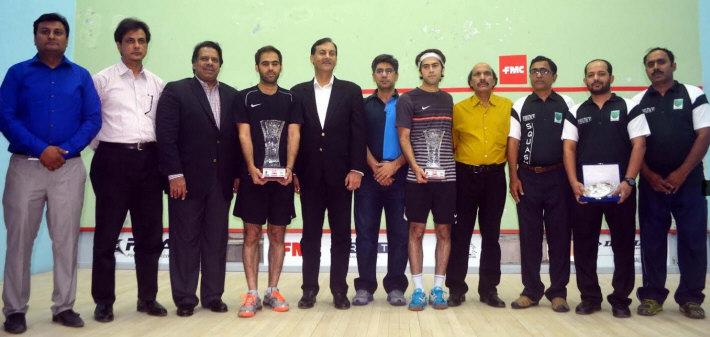 FMC International Squash Lahore Pakistan 2016