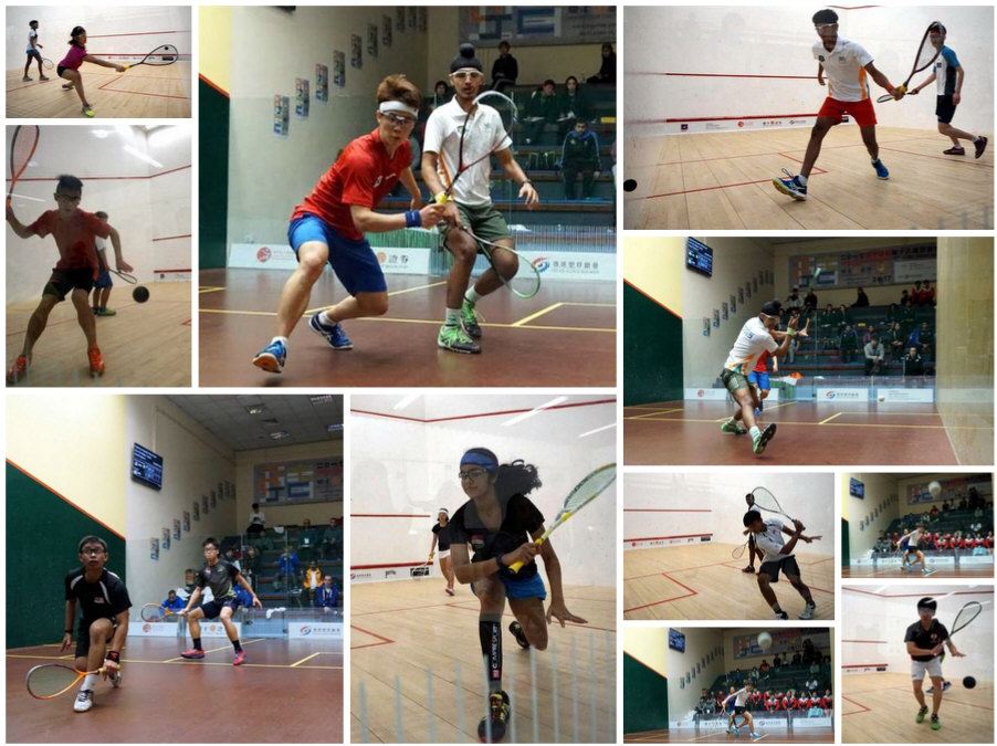 Asian Junior Squash Individual