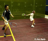 Ong Beng Hee conducts a junior coaching clinic ...