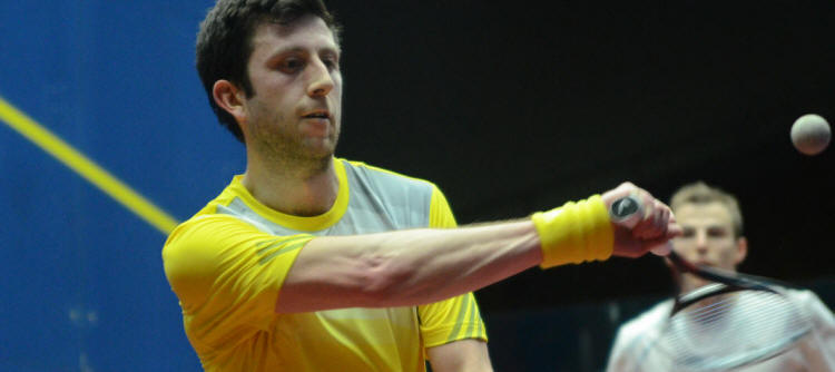 Darel Selby, Kuwait PSA Cup 2013