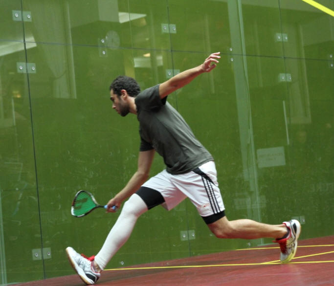 Ramy Ashour, North american Open 2013