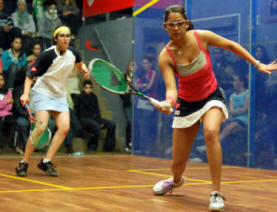 Asian junior squash 2009