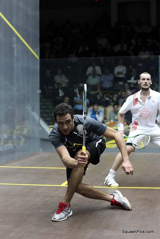Ramy Ashour, Gregory Gaultier