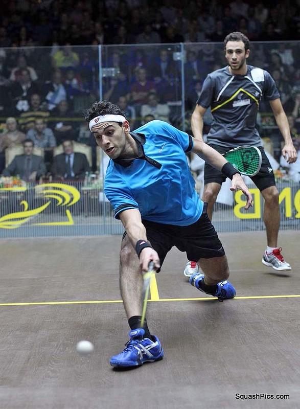 Ramy Ashour, Mohammed El Shorbagy
